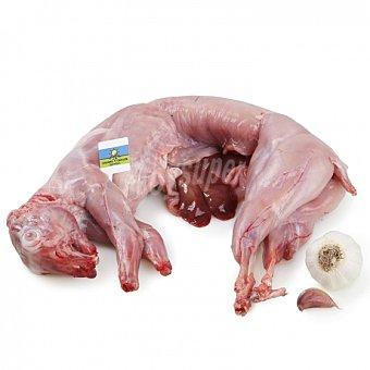 Carrefour Calidad y origen Conejo Entero 1,250 g aprox Envase de 1250.0 g. aprox