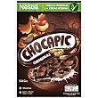 Cereales de desayuno de trigo tostado con chocolate Paquete 500 g Chocapic Nestlé