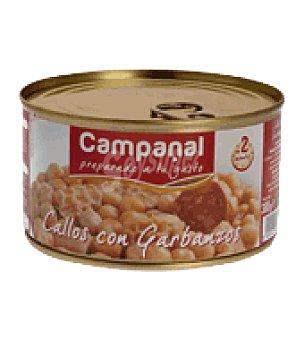 Campanal Callos con garbanzos 380 g