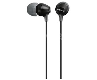 SONY MDREX15LPB Auriculares tipo Intauricular Negro
