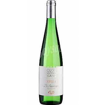 CLOS MONTBLANC Xipela Vino blanco D.O. Conca de Barberá botella 75 cl Botella 75 cl