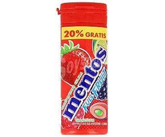 Mentos Pocket Fruit Lc Paquete 30 g