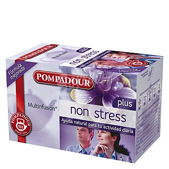 Pompadour Multinfusión non stress 20 uds. 34 gr