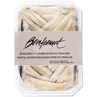 Benfumat Boquerones marinados en vinagre Bandeja 100 g