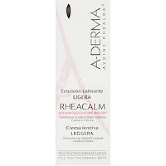 A-Derma Rheacalm emulsión calmante ligera Tubo 40 ml