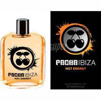 Pacha Colonia para hombre Hot Energy Frasco 100 ml