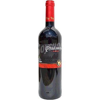 PRADOMAYO vino tinto joven de la Tierra de Extremadura  botella 75 cl