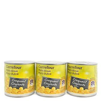 Carrefour Maíz Dulce 3x140 g