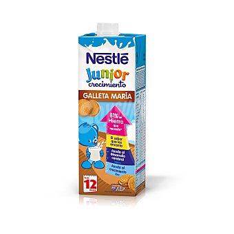 Junior Nestlé Nestlé Junior Leche Crecimiento 1+ Galleta 1 l