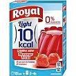 Gelatina de fresa 0% azúcares Caja 31 g Royal