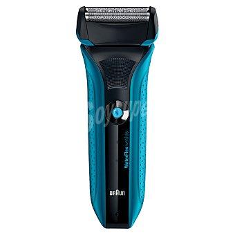 Braun Water Flex Afeitadora para uso en seco y en humedo