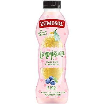 Zumosol Limonísima La Rosa con un toque de arándanos botella 750 ml botella 750 ml