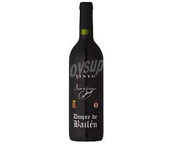 DUQUE DE BAILÉN Vino tinto Botella de 75 Centilitros