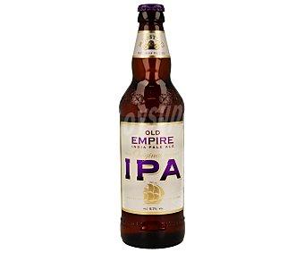 OLD EMPIRE IPA Cerveza inglesa Botella de 50 cl