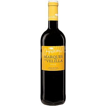 MARQUES DE VELILLA Vino tinto joven D.O. Ribera del Duero botella 75 cl 75 cl