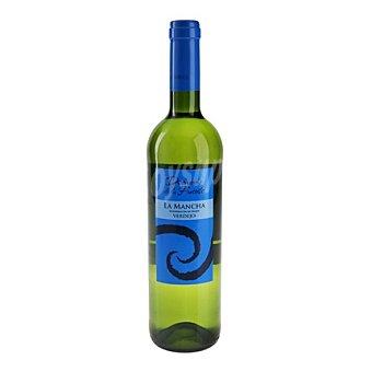 Dominio de la Fuente Vino D.O La Mancha blanco joven - Exclusivo Carrefour 75 cl