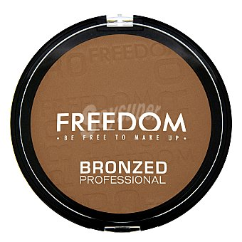 Polvos bronceadores Bronzed Proffesional Freedom 1 ud