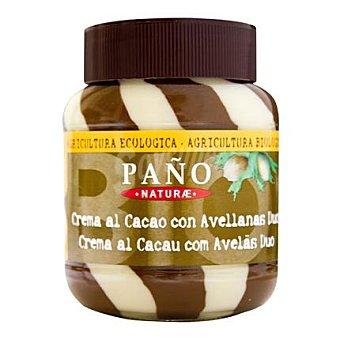 Paño Naturae Crema al cacao ecológica con avellanas Duo 400 g