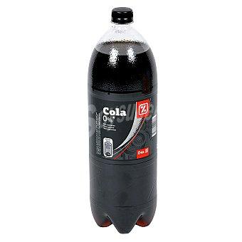 DIA Refresco de cola cero botella 2 lt