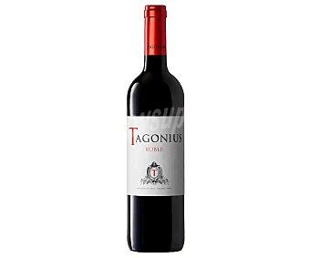 Tagonius Vino tinto roble con denominación de origen vinos de Madrid Botella de 75 cl