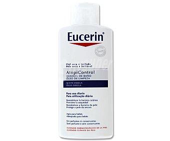 Eucerin Oleo Gel de baño, atopicontrol 400 ml