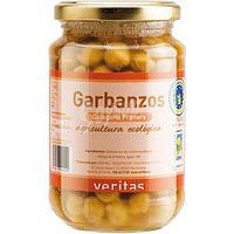 Veritas Garbanzos cocidos Frasco 220 g