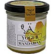 Yogur de oveja con mermelada de mandarina Tarro 125 g Mucientes