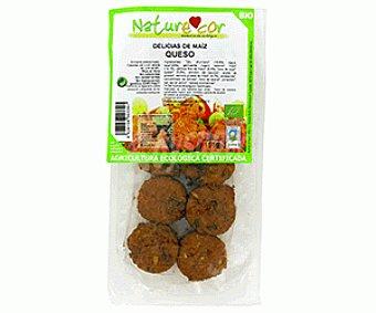 Naturecor Delicias Máíz Parmesano Ecológico 155g