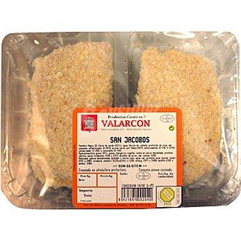 VALARCON San Jacobos bandeja 315 g Bandeja 315 g