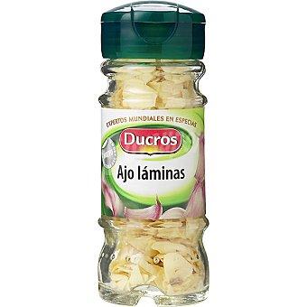 Ducros Ajo en láminas Frasco 22 g