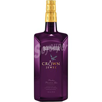 Beefeater Crown Jewel ginebra premium botella 1 l botella 1 l