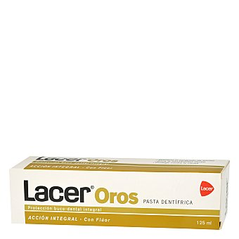 Lacer Pasta dental oros acción integral Tubo 125 ml