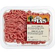 Carne picada de cerdo bandeja 400 g Bandeja 400 g E.MAS