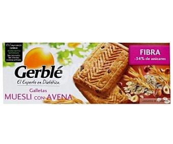 Gerblé Galletas Muesli Sin Azúcar 190 Gramos