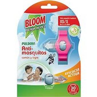 Bloom Pulsera kids Derm Repel 1 unidad
