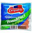 Salchicha Frankfurt Sobre 140 g Campofrío
