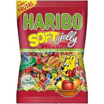 HARIBO Gominolas soft jelly 125 gramos