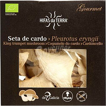 HIFAS DA TERRA Setas de cardo deshidratatado ecológico bolsa de 30 g