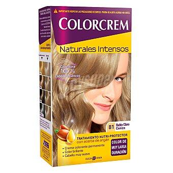 Colorcrem Tinto rubio claro ceniza N.81 Caja 1 unid