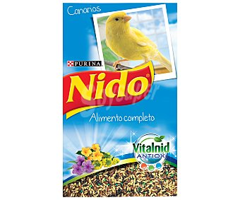 Nido Purina Alimento para canario Caja 1 kg