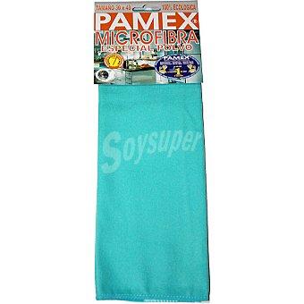 PAMEX Bayeta ecologica microfibra especial polvo Envase 1 unidad