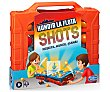 Juego de mesa de estrategia Hundir la flota shots, 2 jugadores, Gaming. Hasbro Gaming