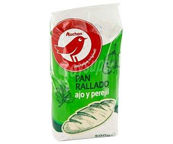 PRODUCTO ALCAMPO Pan rallado con ajo y perejil 500 gr
