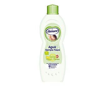 NENUCO Agua siempre fresca con extractos naturales citricos y florales frasco 600 ml