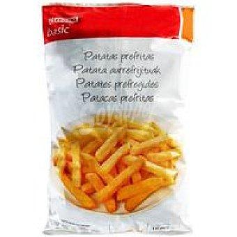 Eroski Basic Patata prefrita Bolsa 1 kg