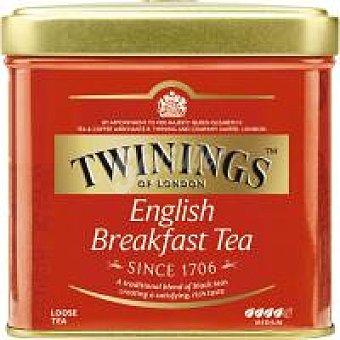 Twnings Té English Breeakfast Lata 100 g