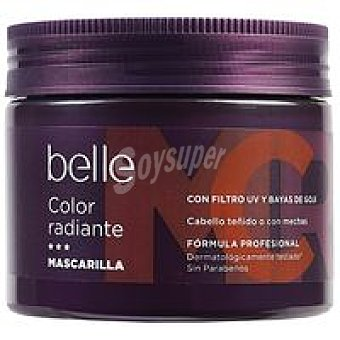 Belle Mascarilla color radiante Tarro 300 ml