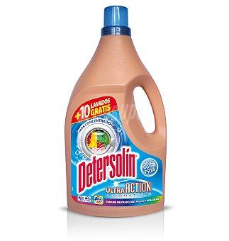 Detersolin Detergente líquido sport Garrafa 33+10 dosis