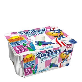 Danone - Danonino Danonino heladino sabor leche Danone pack 52,