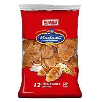Martínez Bimbo Croissant 10 unid
